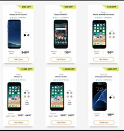 LG deals in the Boost Mobile weekly ad in New York