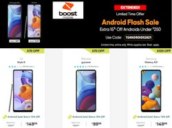 Electronics & Office Supplies offers in the Boost Mobile catalogue in Biloxi MS ( 4 days left )