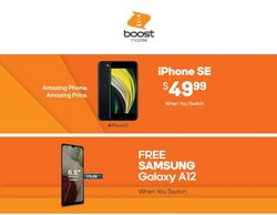 Electronics & Office Supplies deals in the Boost Mobile catalog ( 4 days left)