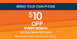 Boost Mobile coupon ( Published today )
