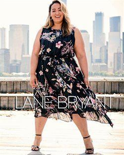 Lane Bryant deals in the Houston TX weekly ad