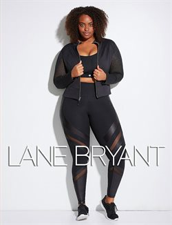 Sportswear deals in the Lane Bryant weekly ad in East Lansing MI
