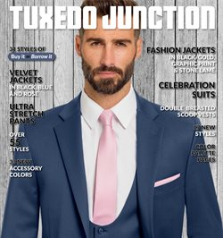 Tuxedo Junction catalogue ( More than a month )