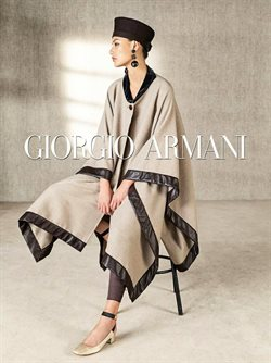 Giorgio Armani catalogue in Houston TX ( More than a month )