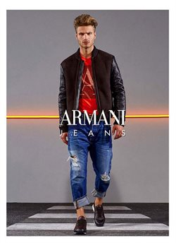 Giorgio Armani deals in the New York weekly ad