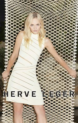 Herve Leger catalogue ( Expired )