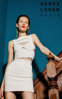Clothing & Apparel deals in the Herve Leger catalog ( Published today)