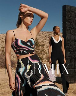 Intermix catalogue ( More than a month )