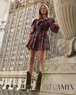 Intermix deals in the Intermix catalog ( More than a month)