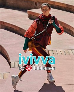 ivivva catalogue ( More than a month )