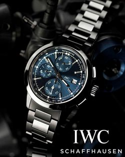 IWC Schaffhausen deals in the New York weekly ad