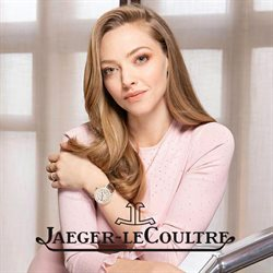 Jaeger Lecoultre catalogue ( 22 days left )