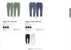 Jogging deals in the Quiksilver weekly ad in New York