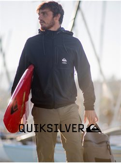 Quiksilver catalogue in New York ( 6 days left )
