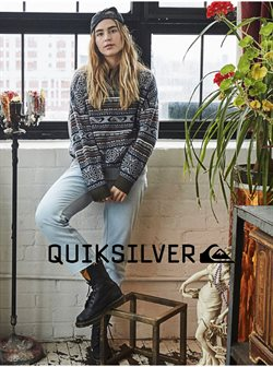 Sports offers in the Quiksilver catalogue in Waterloo IA ( 26 days left )