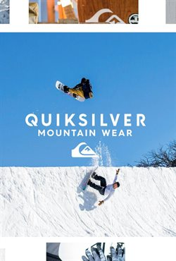 Sports deals in the Quiksilver weekly ad in New York