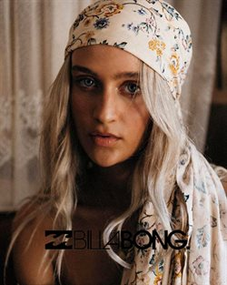 Billabong catalogue ( More than a month )