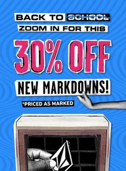 Volcom coupon ( Published today )