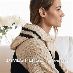 James Perse deals in the New York weekly ad