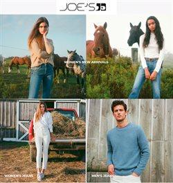 Joe's Jeans catalogue ( 25 days left )