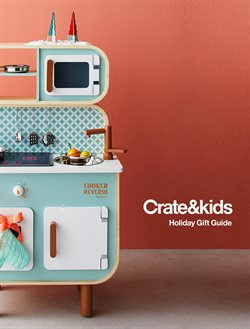 Crate and Kids catalogue ( Expired )