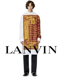 Lanvin deals in the New York weekly ad