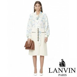 Lanvin catalogue ( More than a month )