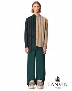 Clothing & Apparel deals in the Lanvin catalog ( Expires tomorrow)
