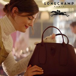 Luxury brands offers in the Longchamp catalogue in Bartlett IL ( More than a month )