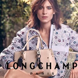 Luxury brands deals in the Longchamp weekly ad in Livonia MI
