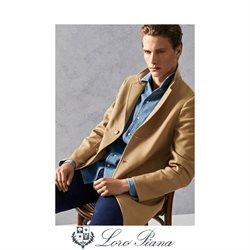 Loro Piana deals in the Costa Mesa CA weekly ad