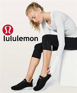 Sportswear deals in the Lululemon weekly ad in East Lansing MI