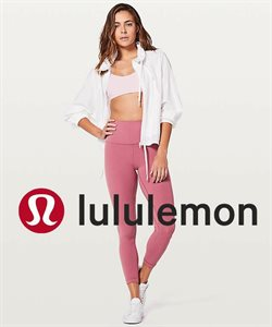 Sports deals in the Lululemon weekly ad in Bessemer AL