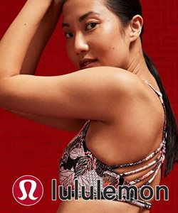 Lululemon deals in the San Francisco CA weekly ad