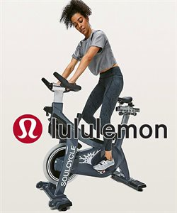 Sports deals in the Lululemon weekly ad in East Lansing MI