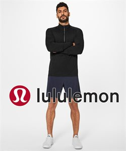 Lululemon deals in the Houston TX weekly ad