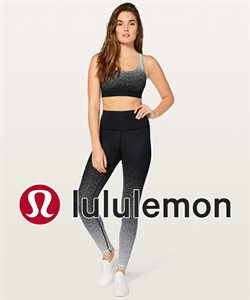 Lululemon catalogue ( 18 days left )