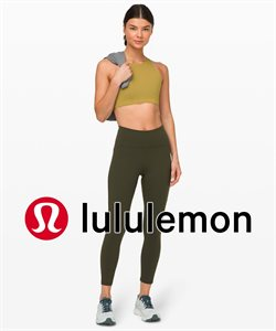 Sports offers in the Lululemon catalogue in Pomona CA ( 3 days left )