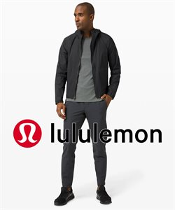 Lululemon catalogue in New York ( More than a month )