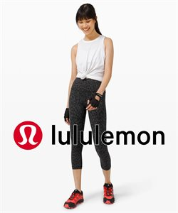 Sports offers in the Lululemon catalogue in West Jordan UT ( Expires today )