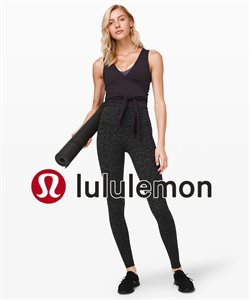 Lululemon catalogue in New York ( 8 days left )