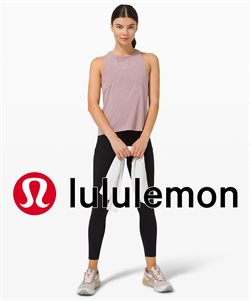 Lululemon catalogue ( More than a month )