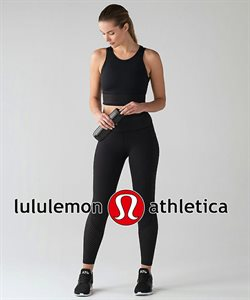 The Domain deals in the Lululemon weekly ad in Austin TX