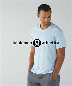 Sports deals in the Lululemon weekly ad in Sterling VA