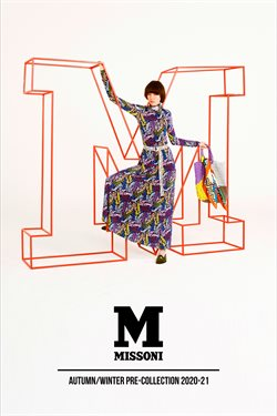 Missoni catalogue ( 21 days left )