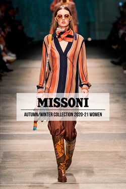 Missoni catalogue ( Expired )