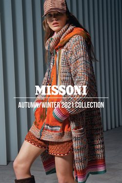 Missoni catalogue ( Published today )