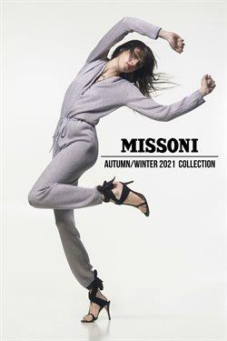 Luxury brands deals in the Missoni catalog ( 26 days left)