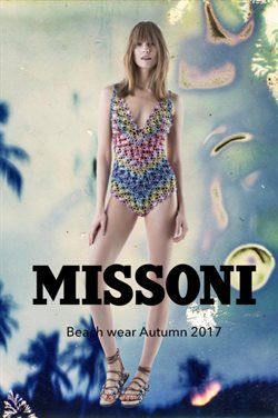 Missoni deals in the New York weekly ad