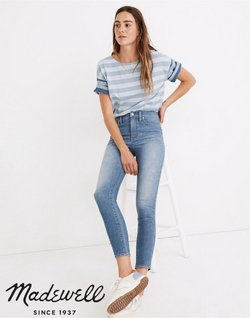 Madewell deals in the Madewell catalog ( More than a month)